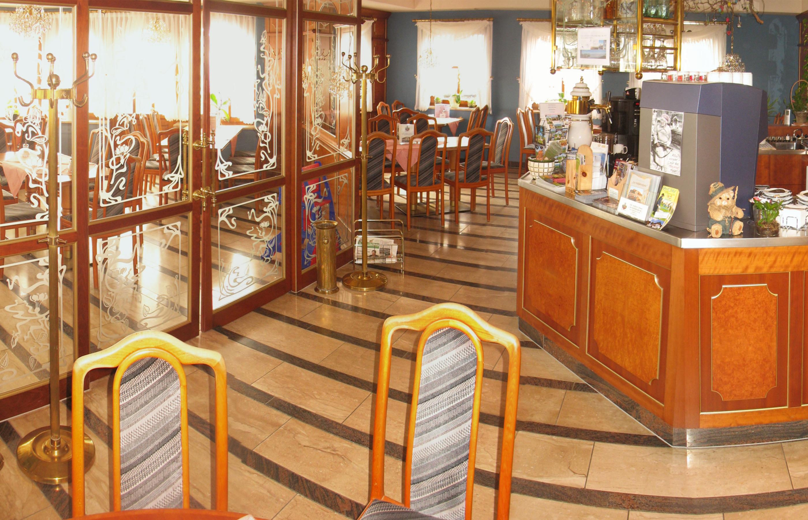 Cafe zur Wallfahrtskirche
